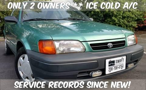 1996 Toyota Tercel for sale in Kirkland, WA