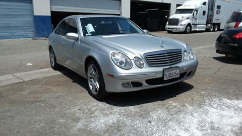 2004 Mercedes-Benz E-Class for sale in Fontana, CA