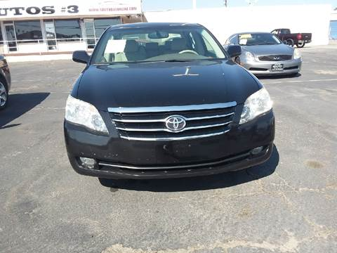 2007 Toyota Avalon for sale in Fontana, CA