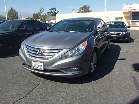 2013 Hyundai Sonata for sale in Fontana, CA
