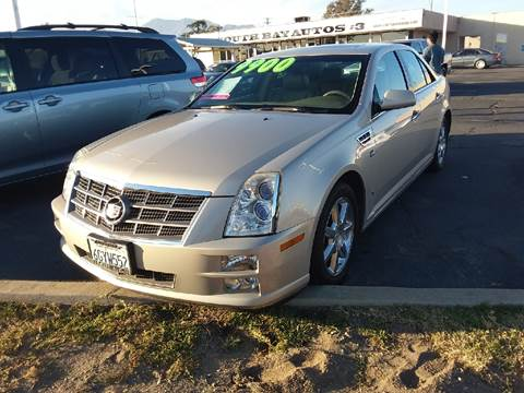 Cadillac sts for sale in california for Delux motors inglewood ca