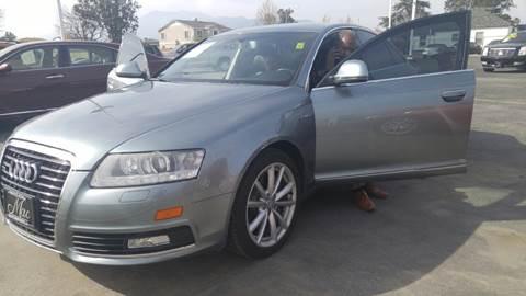 2010 Audi A6 for sale in Fontana, CA