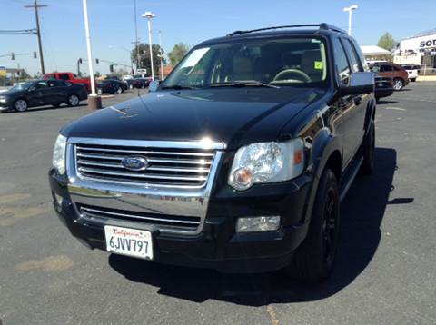 2009 Ford Explorer for sale in Fontana, CA