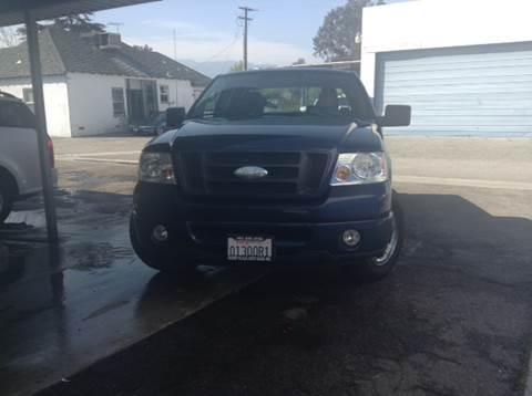 2007 Ford F-150 for sale in Fontana, CA