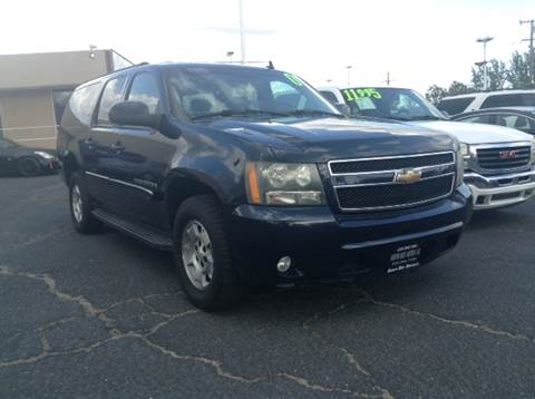 2007 Chevrolet Suburban for sale in Fontana, CA