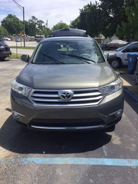 2012 Toyota Highlander for sale in Indianapolis, IN