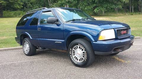 2001 GMC Jimmy for sale in Belmont, OH