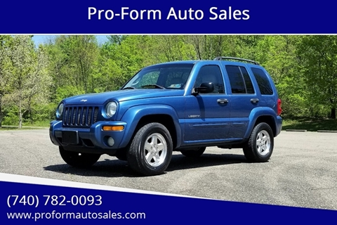 2004 Jeep Liberty for sale in Belmont, OH