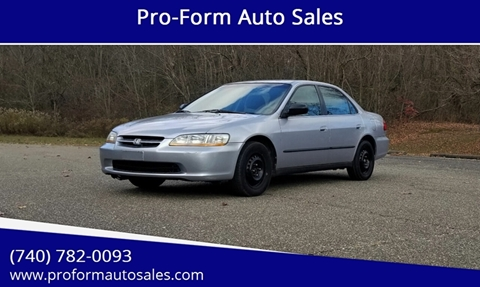 1998 Honda Accord for sale in Belmont, OH