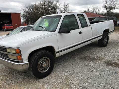1995 Chevrolet C/K 2500 Series for sale in Bowie, TX