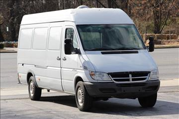 2005 Dodge Sprinter Cargo for sale in Marietta, GA