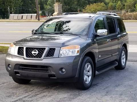 2008 Nissan Armada for sale in Marietta, GA