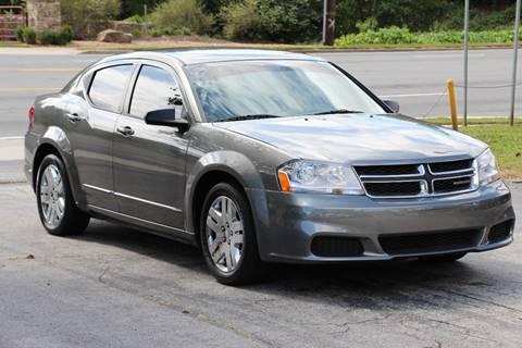 2012 Dodge Avenger for sale in Marietta, GA