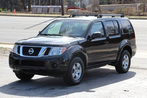 2008 Nissan Pathfinder for sale in Marietta, GA