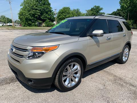2011 Ford Explorer For Sale >> Ford Explorer For Sale In Owensboro Ky Superior Automotive Group