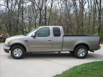 2002 Ford F-150 for sale in Winterset, IA