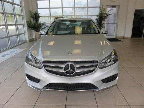 2014 Mercedes-Benz E-Class for sale in Kenner, LA