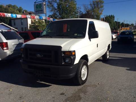 2009 Ford E-Series Cargo for sale in Red Lion, PA