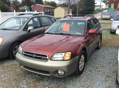 2002 Subaru Outback for sale in Red Lion, PA