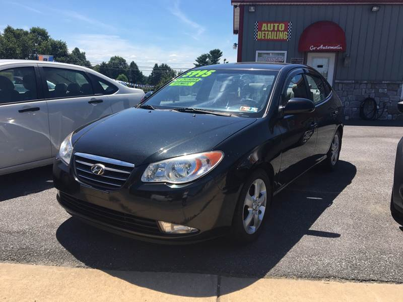 2008 Hyundai Elantra For Sale At GO Automotive Sales U0026 Service In Red Lion  PA