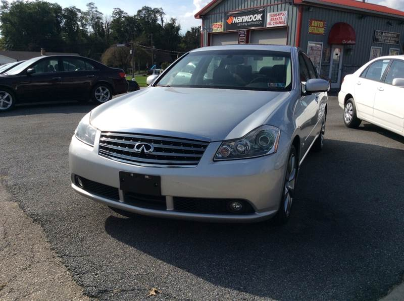 2006 Infiniti M35 In Red Lion Pa Go Automotive Sales Service