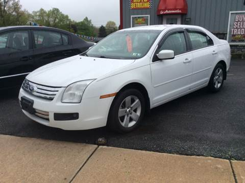 2007 Ford Fusion for sale in Red Lion, PA