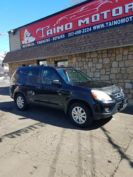 2006 Honda CR-V for sale in New Haven, CT