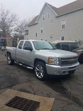 2013 Chevrolet Silverado 1500 for sale in New Haven, CT