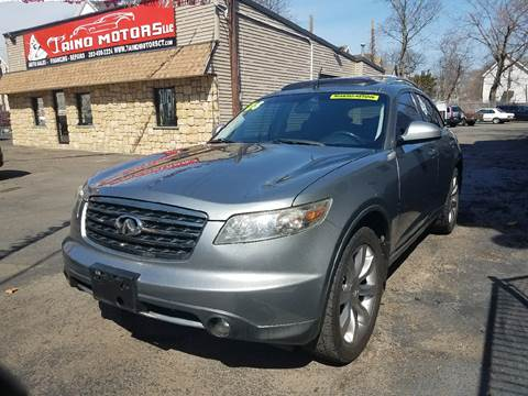 2008 Infiniti FX35 for sale in New Haven, CT