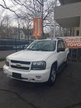 2008 Chevrolet TrailBlazer for sale in New Haven, CT