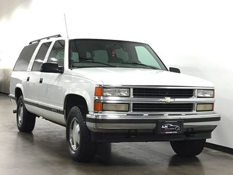 1997 Chevrolet Suburban for sale in Portland, OR