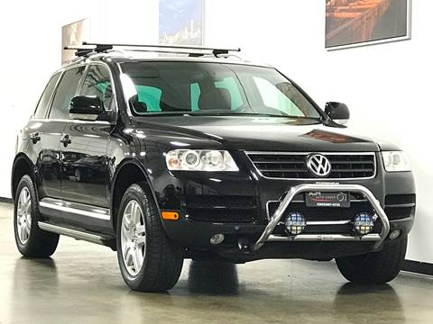 2007 Volkswagen Touareg for sale in Portland, OR