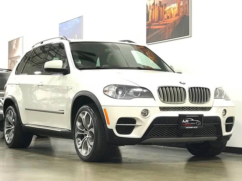 2013 BMW X5 For Sale At AM Auto Group LLC In Portland OR