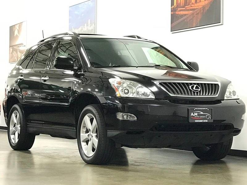 2008 Lexus RX 350 For Sale At Au0026M Auto Group LLC In Portland OR