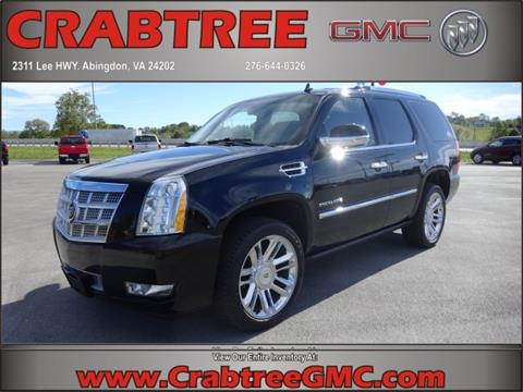 2014 Cadillac Escalade for sale in Bristol, VA