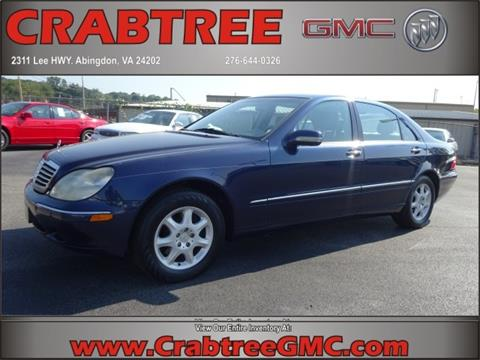 2000 Mercedes-Benz S-Class for sale in Bristol, VA