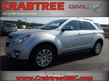 2010 Chevrolet Equinox for sale in Bristol, VA