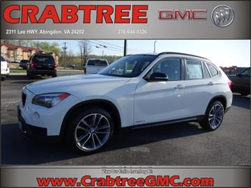 2013 BMW X1 for sale in Bristol, VA