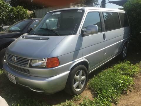 2003 Volkswagen EuroVan for sale in Van Nuys, CA