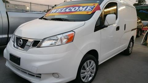 2014 Nissan NV200 for sale in Wilmington, CA