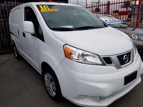 2016 Nissan NV200 for sale in Wilmington, CA
