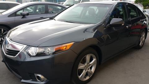 2012 Acura TSX for sale in Wilmington, CA