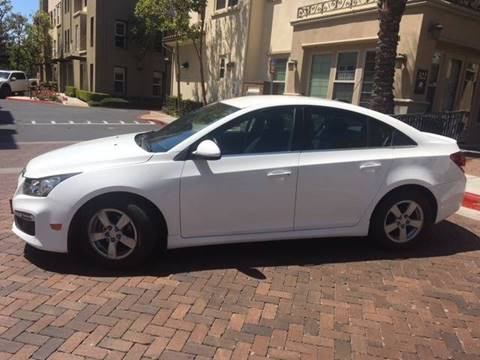 2016 Chevrolet Cruze Limited for sale at R P Auto Sales in Anaheim CA