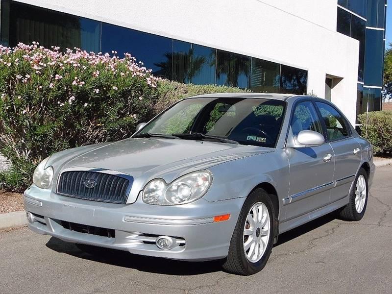 Amazing 2003 Hyundai Sonata For Sale At Auction Motors In Las Vegas NV