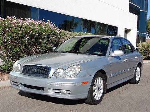 2003 Hyundai Sonata for sale at Auction Motors in Las Vegas NV