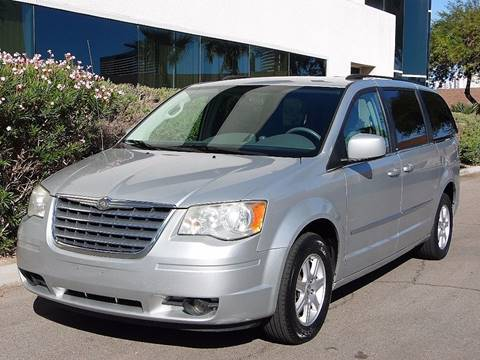2010 Chrysler Town and Country for sale at Auction Motors in Las Vegas NV