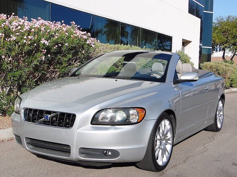2007 Volvo C70 for sale at Auction Motors in Las Vegas NV