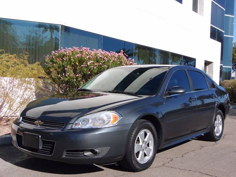 2011 Chevrolet Impala for sale at Auction Motors in Las Vegas NV