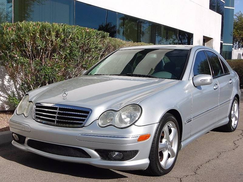 2006 Mercedes-Benz C-Class for sale at Auction Motors in Las Vegas NV