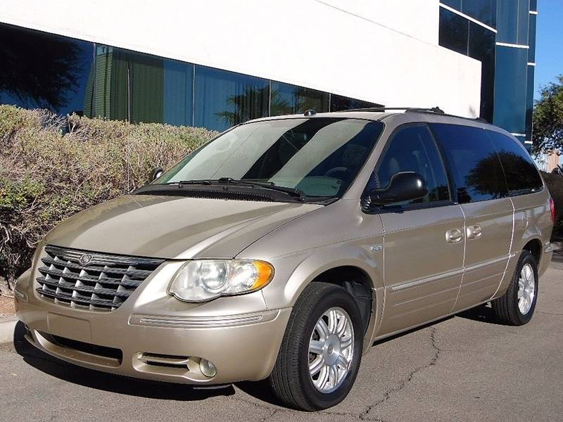 2005 Chrysler Town and Country for sale at Auction Motors in Las Vegas NV